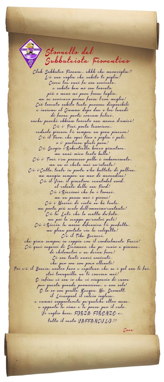 Poesia ASD Firenze