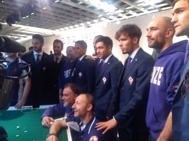 Il CS Firenze sfida i Viola a Pitti Uomo ...