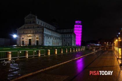 La Torre Viola per la giornata internazionale dell'Epilessia-4
